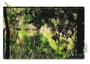 River Through The Trees Carry-all Pouch