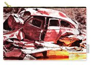 River Wreck Ver2 Carry-all Pouch