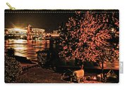 Riverfront 1865-2003 Tall Stacks  By Randall Branham Carry-all Pouch