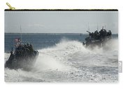 Riverine Command Boats And Security Carry-all Pouch