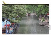 Riverwalk San Antonio Carry-all Pouch