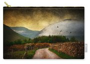 Road By The Lake Carry-all Pouch by Svetlana Sewell