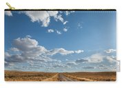 Road Near Ten Sleep Wyoming Carry-all Pouch