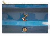 Road Runner Bird Emblem Carry-all Pouch