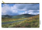 Road Through A Mountain Range, County Carry-all Pouch
