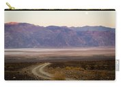 Road Through Death Valley Carry-all Pouch