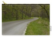 Road Thru Woods Spring 1 Carry-all Pouch