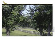 Road To Lynchburg Virginia Carry-all Pouch