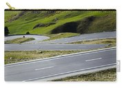Road With Curves Carry-all Pouch by Mats Silvan