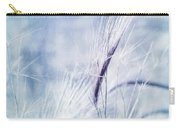 Roadside Blues Carry-all Pouch by Priska Wettstein