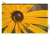 Roadside Daisy And Inch Worms Carry-all Pouch