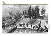 Roanoke: Colony, C1587 Carry-all Pouch