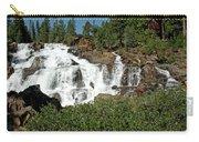 Roaring Falls Glen Alpine Falls Carry-all Pouch