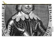 Robert Devereux (1591-1646) Carry-all Pouch