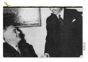 Robert H. Jackson (1892-1954) Carry-all Pouch