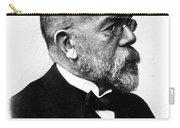 Robert Koch, German Microbiologist Carry-all Pouch