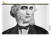 Robert Purvis (1810-1898) Carry-all Pouch by Granger