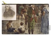 Robert Raikes (1735-1811) Carry-all Pouch by Granger