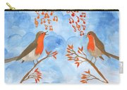 Robin Singing Competition Carry-all Pouch