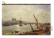 Rochester Cathedral And Castle Carry-all Pouch