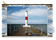 Rochester New York Harbor Lighthouse Carry-all Pouch