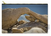 Rock Arch Near Joshua Tree No 0294 Carry-all Pouch