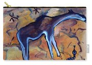 Rock Art No 2 Beast And Adder Carry-all Pouch