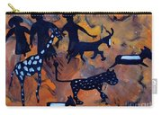 Rock Art No 4 Animal Crossing Carry-all Pouch