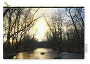 Rock Creek Near Gettysburg Carry-all Pouch