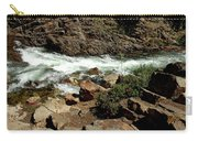 Rock Steps To Glen Alpine Creek Carry-all Pouch