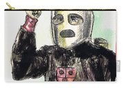 Rocket Man Carry-all Pouch by Mel Thompson