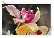 Rocking Chair Orchid Carry-all Pouch