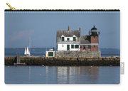 Rockland Breakwater Lighthouse Carry-all Pouch