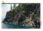 Rocks To Climb Lake Tahoe Carry-all Pouch