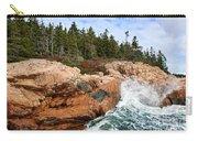 Rocky Maine Coastline. Carry-all Pouch