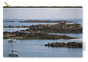 Rocky Moorings Iles Chausey  Carry-all Pouch