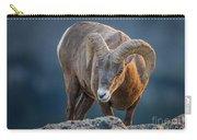 Rocky Mountain Big Horn Ram Carry-all Pouch