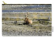 Rocky Mountains Elk Carry-all Pouch