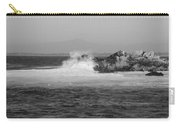Rocky Outcrop Waves Carry-all Pouch