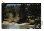 Rocky Retaining Wall Lake Tahoe Carry-all Pouch