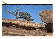Rocky Tree Carry-all Pouch