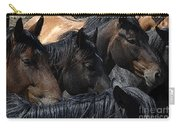 Rodeo Bucking Stock Carry-all Pouch
