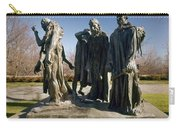 Rodin: Burghers Of Calais Carry-all Pouch