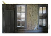 Roe - Graves House Interior - Bannack Ghost Town Carry-all Pouch