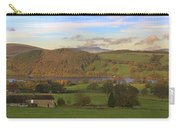 Roe House Overlooks Ullswater Near Pooley Bridge In The Lake District Carry-all Pouch