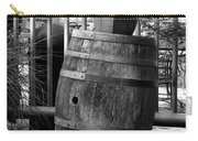 Roll Out The Barrel Carry-all Pouch by Shelley Blair