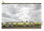 Rolls Of Cotton Carry-all Pouch