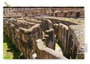 Roman Coliseum Underground Carry-all Pouch