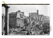 Roman Colosseum - Italy -  C 1906 Carry-all Pouch