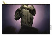 Roman Statue 3 Rome Italy Carry-all Pouch